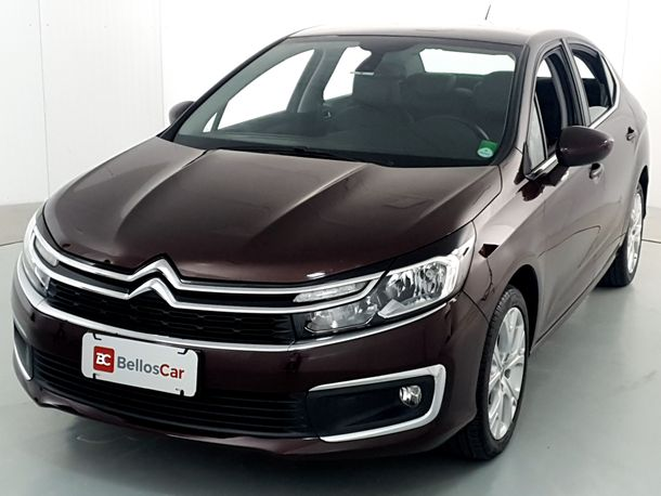 Citroën C4 LOUNGE Feel 1.6 Turbo Flex Aut.