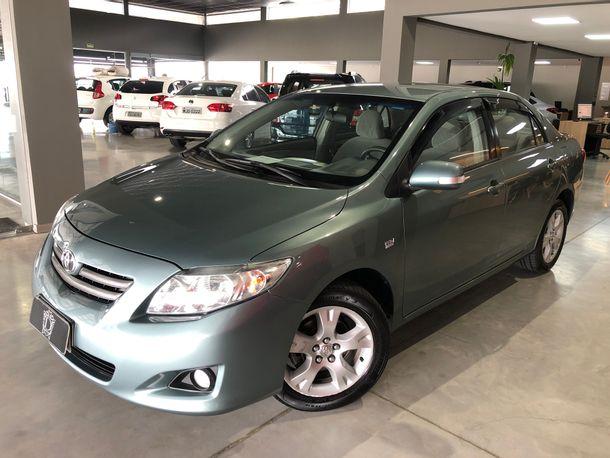 Toyota Corolla XEi 1.8/1.8 Flex 16V Mec.