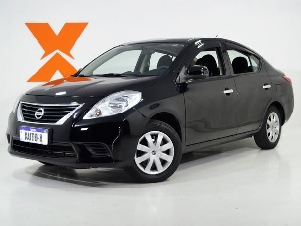 Nissan VERSA SV 1.6 16V Flex Fuel 4p Mec.