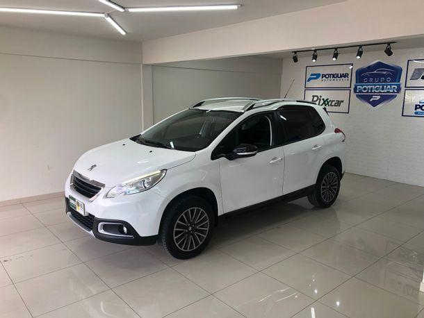 Peugeot 2008 Allure 1.6 Flex 16V 5p Aut.