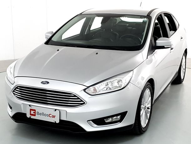 Ford Focus TITA/TITA Plus 2.0  Flex 5p Aut.