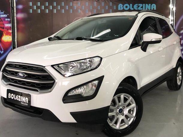 Ford EcoSport SE 1.5 12V Flex 5p Mec.