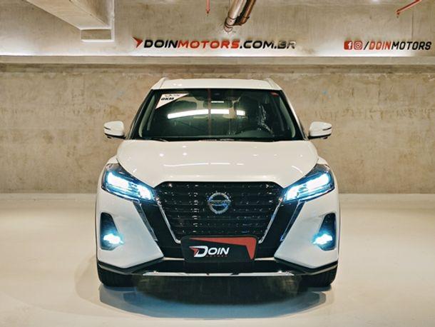 Nissan KICKS Exclusive 1.6 16V Flex Aut.