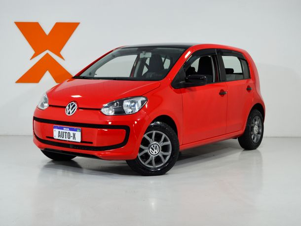 VolksWagen up! take 1.0 Total Flex 12V 5p