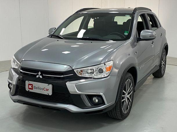 Mitsubishi ASX HPE FWD 2.0 16V Flex Aut.