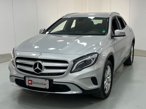 Mercedes GLA 200 Advance 1.6/1.6 TB 16V Flex Aut.