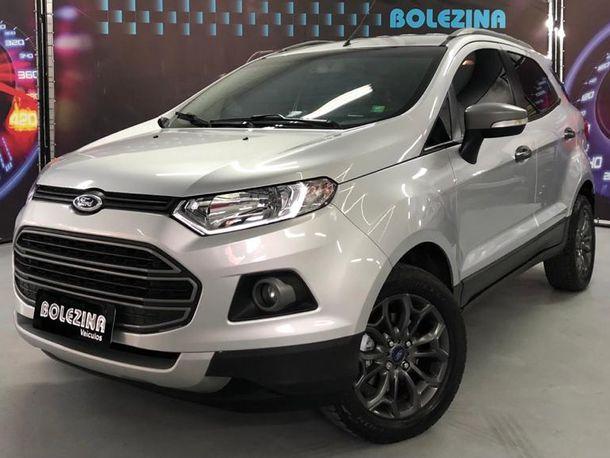 Ford EcoSport FREESTYLE 1.6 16V Flex 5p