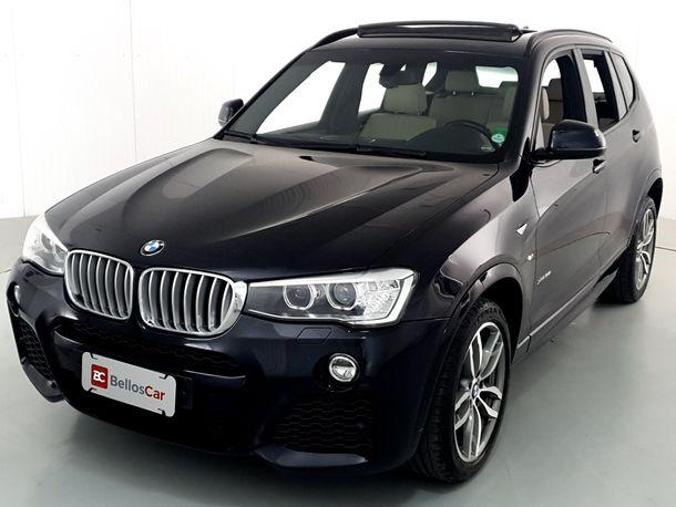 BMW X3 XDRIVE 35i/M-Sport 3.0 306cv Bi-Turbo