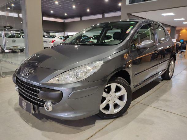 Peugeot 307 Feline/Griff/Premi. 2.0 Flex 5p Aut.