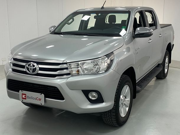 Toyota Hilux CD SR 4x2 2.7 16V/2.7 Flex Mec.