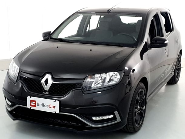 Renault SANDERO SPORT RS 2.0 Hi-Power 16V 5p
