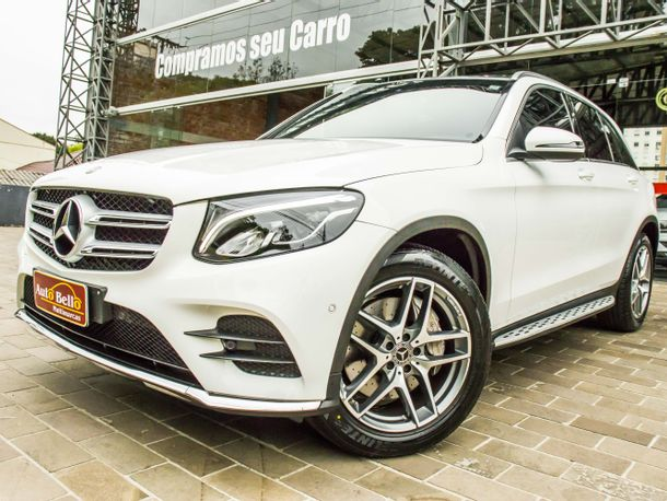 Mercedes GLC 250 4MATIC 2.0 TB 16V Aut.