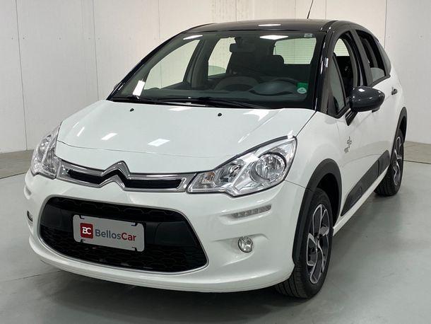 Citroën C3 Urban Trail 1.6 Flex 16V 5p Aut.
