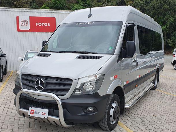 Mercedes Sprinter 515 VAN 2.2 Diesel