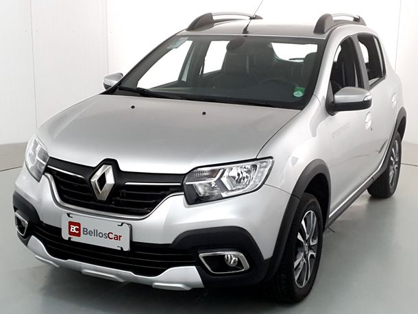 Renault SANDERO STEP. Iconic Flex 1.6 16V Aut.
