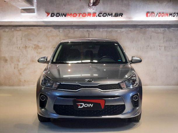 Kia Motors RIO LX 1.6 Flex Aut.