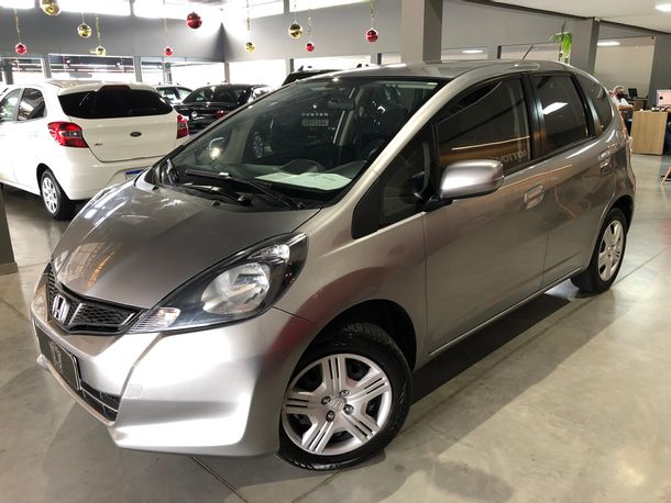 Honda Fit CX 1.4 Flex 16V 5p Mec.