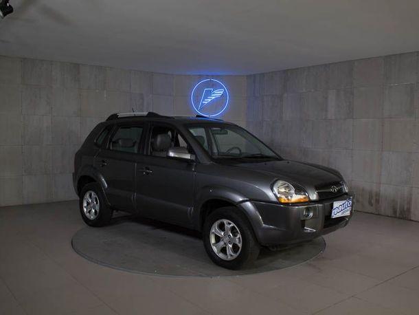 Hyundai Tucson 2.0 16V Flex Aut.