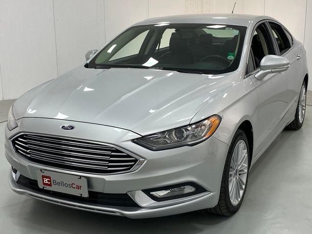Ford Fusion SE 2.5 I-VCT Flex 16V Aut.
