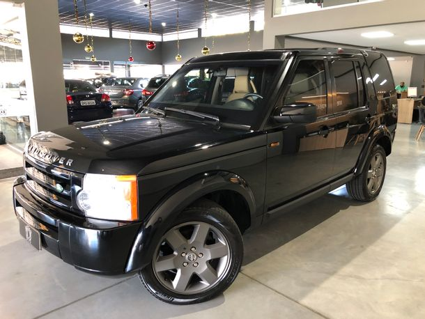 Land Rover Discovery3 S 2.7 4x4 TDI Diesel Aut.