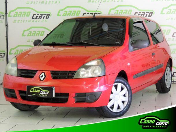 Renault Clio Campus Hi-Flex 1.0 16V 3p