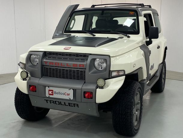 Troller T-4 4x4 3.2 20V Tdi Cap. Rígida Diesel