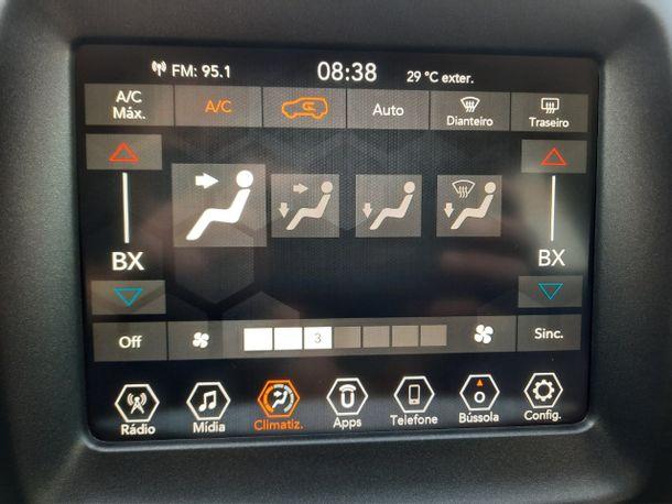 Jeep COMPASS S 2.0 4x4 TB 16V Diesel Aut.