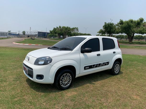 Fiat UNO VIVACE/RUA 1.0 EVO Fire Flex 8V 5p