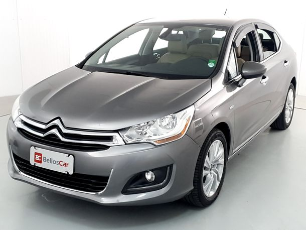 Citroën C4 LOUNGE Tendance 2.0 Flex 4p Mec.