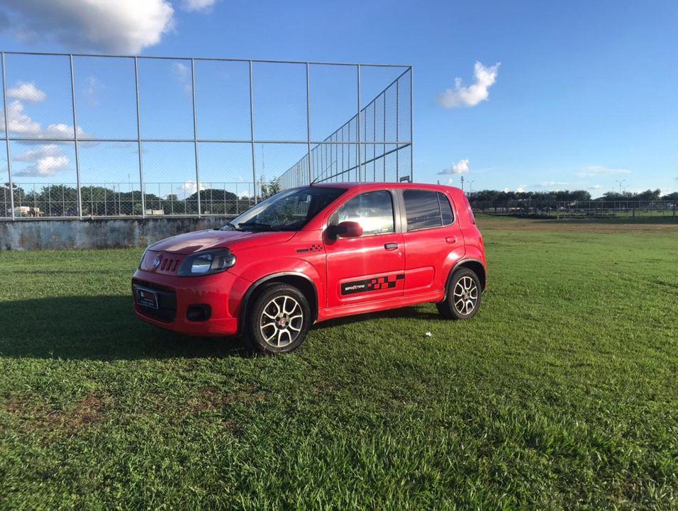 Fiat UNO SPORTING 1.4 EVO Fire Flex 8V 4p