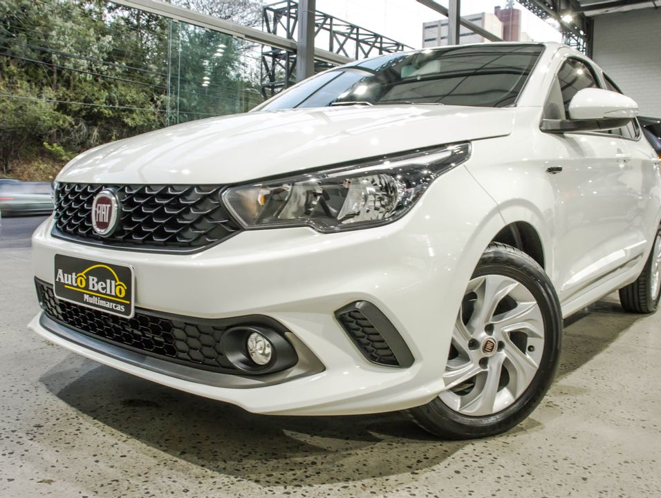 Fiat ARGO DRIVE GSR 1.3 8V Flex