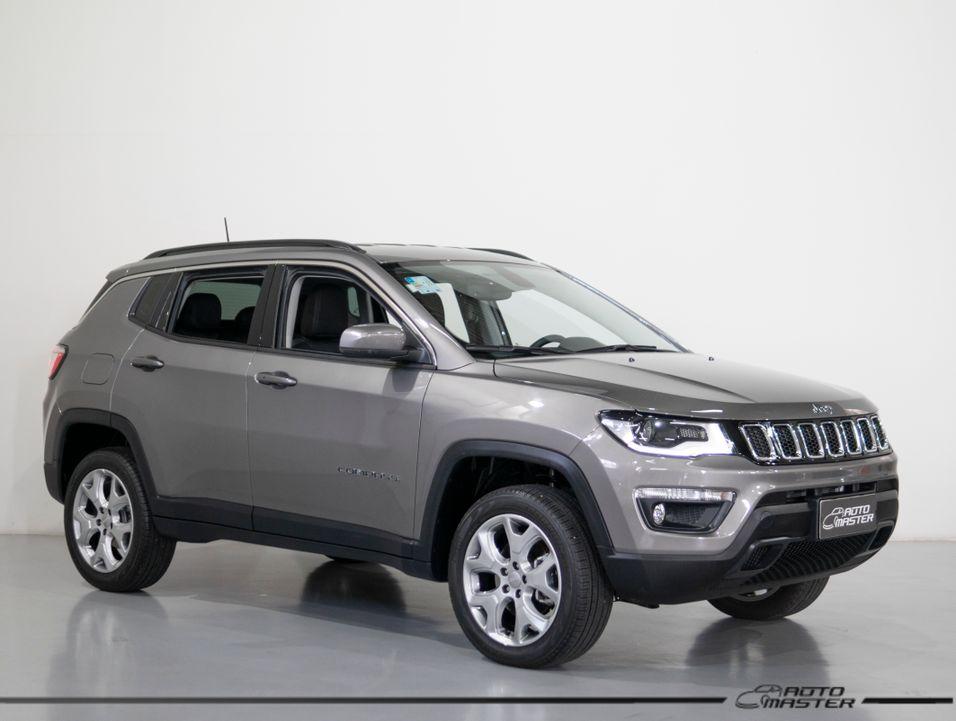 Jeep COMPASS LONGITUDE 2.0 4x4 Dies. 16V Aut.