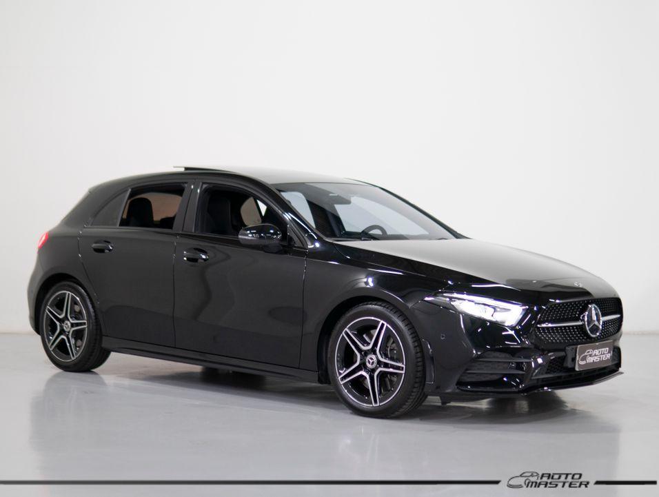 Mercedes A 250 2.0 TB Launch Edition