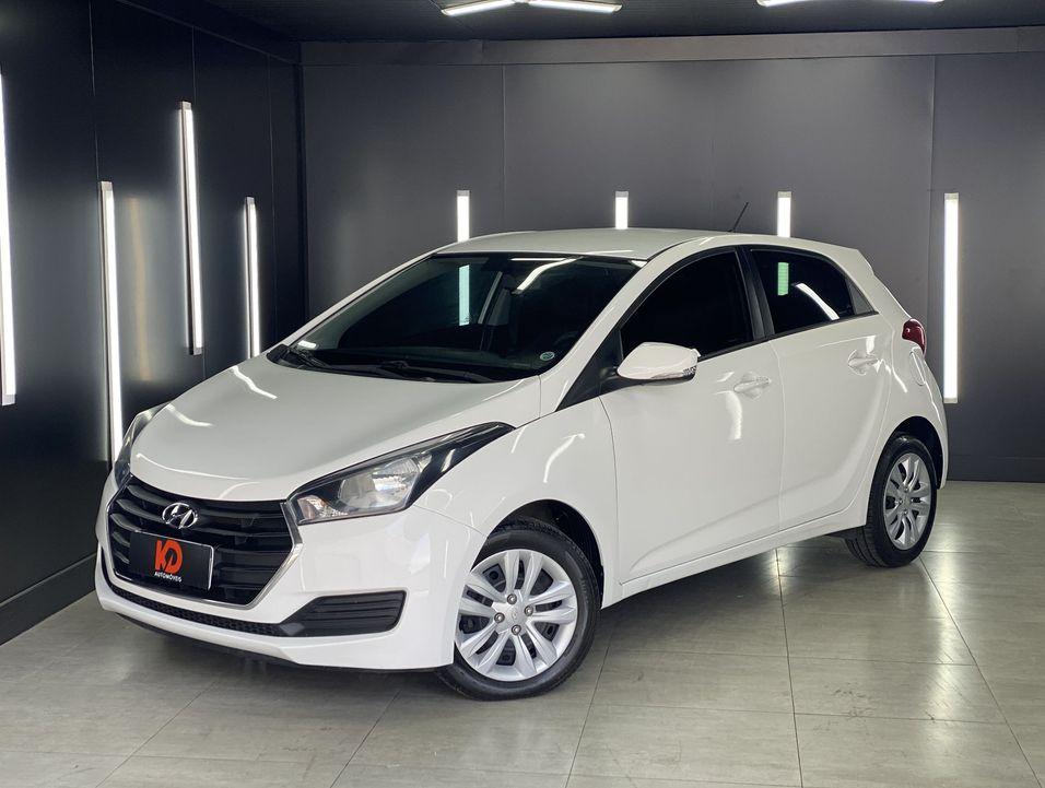 Hyundai HB20 C.Style/C.Plus 1.6 Flex 16V Aut.