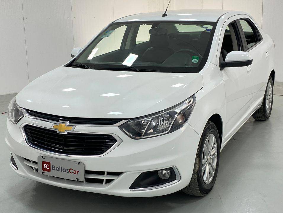 Chevrolet COBALT LTZ 1.8 8V Econo.Flex 4p Aut.
