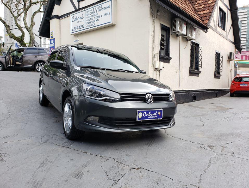 VolksWagen Gol (novo) 1.6 Mi Total Flex 8V 4p