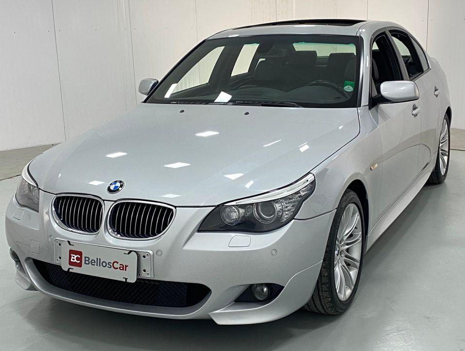 BMW 530i Security