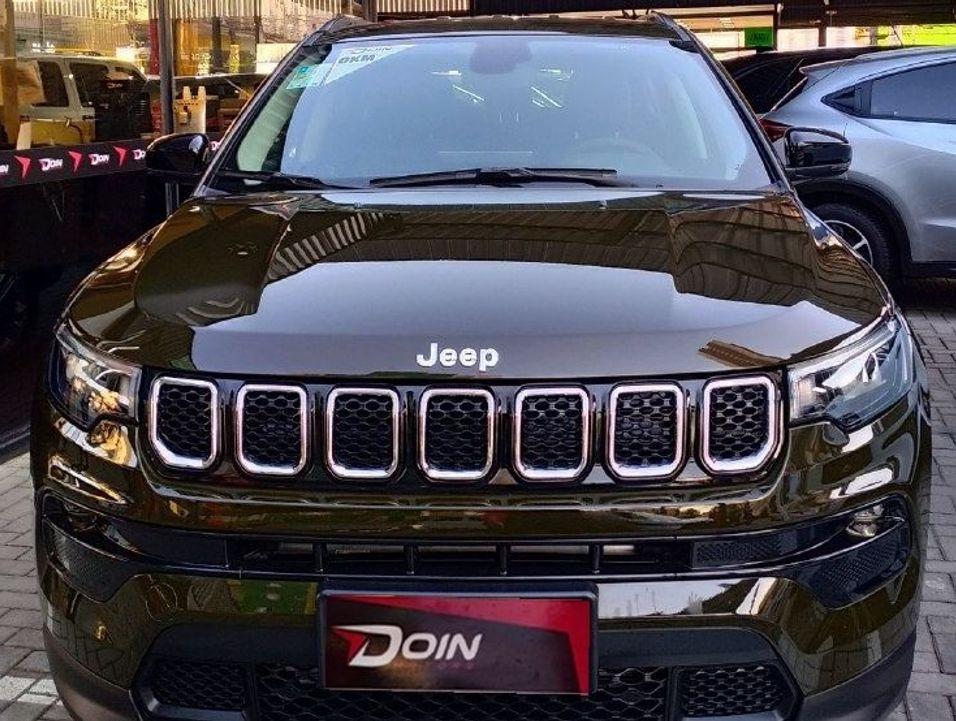 Jeep COMPASS LONG. T270 1.3 TB 4x2 Flex Aut.