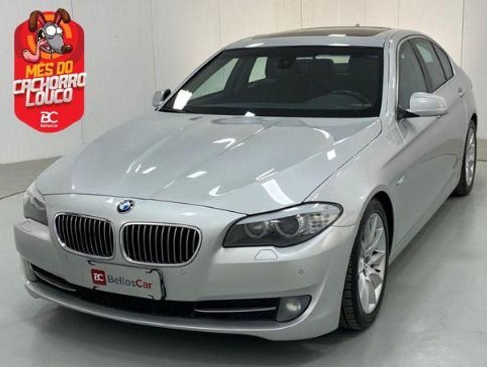 BMW 535iA 3.0 24V 306cv Bi-Turbo