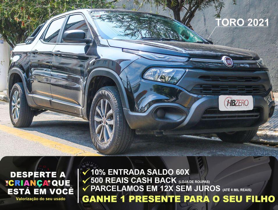 Fiat Toro Endurance 1.8 16V Flex Mec.