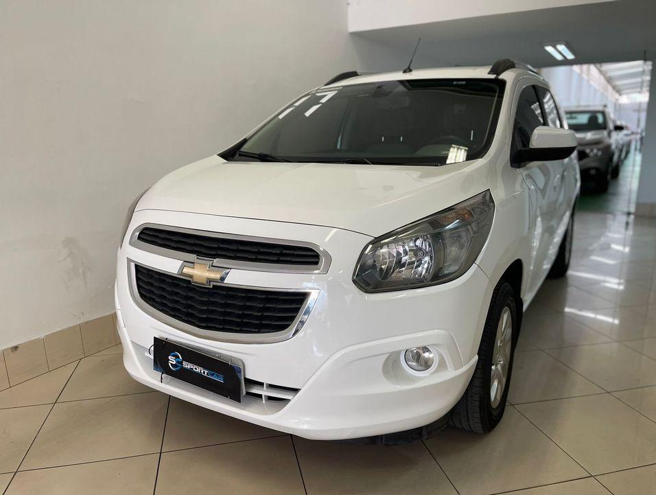 Chevrolet SPIN LTZ 1.8 8V Econo.Flex 5p Mec.