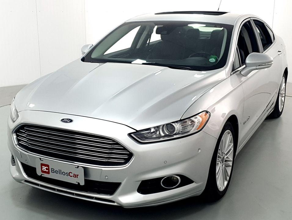 Ford Fusion Titanium HYBRID 2.0 145cv Aut.
