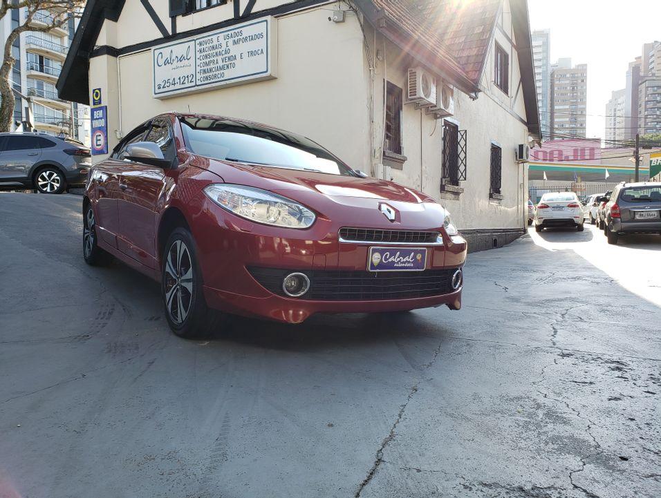 Renault FLUENCE Sedan GT SPORT