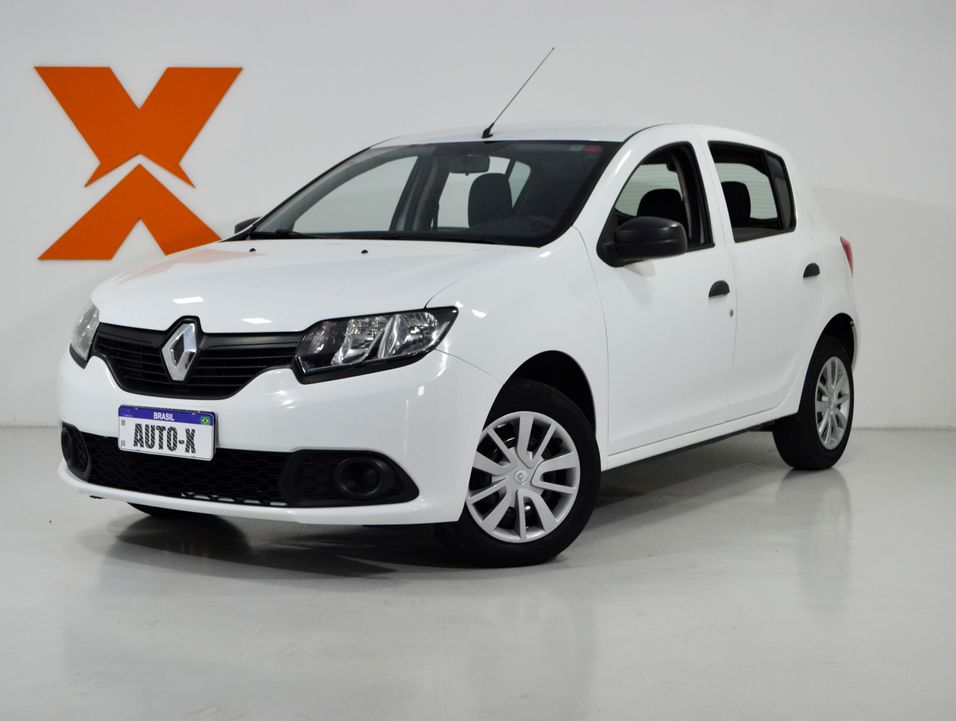 Renault SANDERO Authentique Hi-Power 1.0 16V 5p