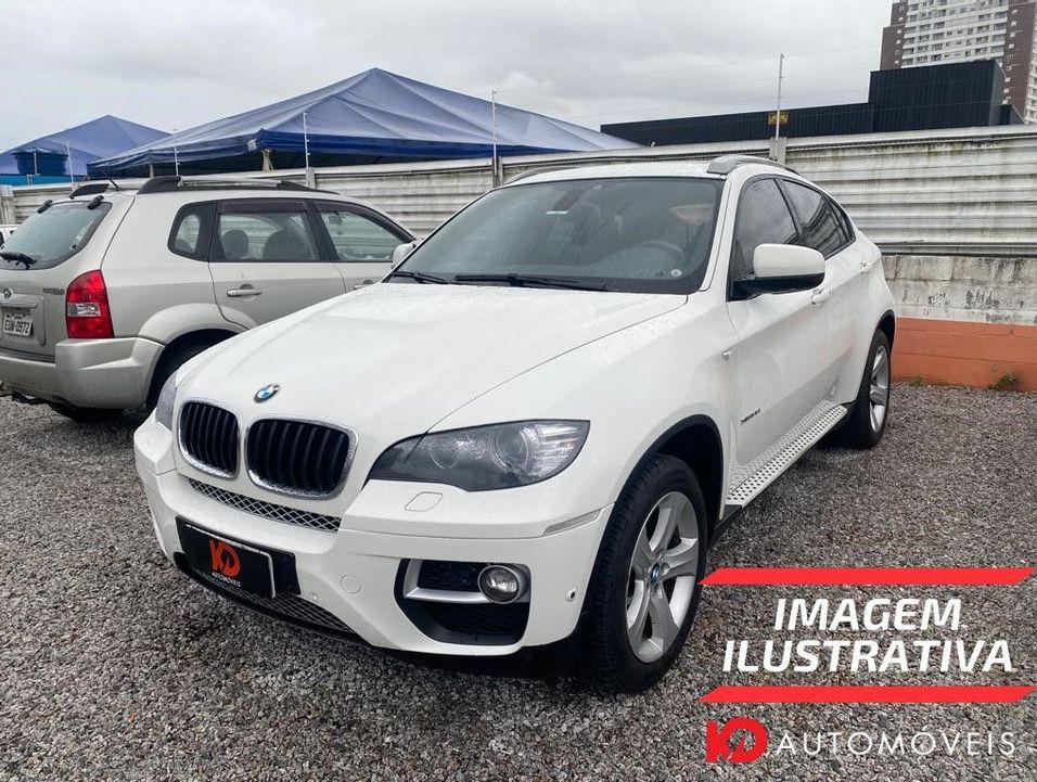 BMW X6 XDRIVE 35i 3.0 306cv Bi-Turbo