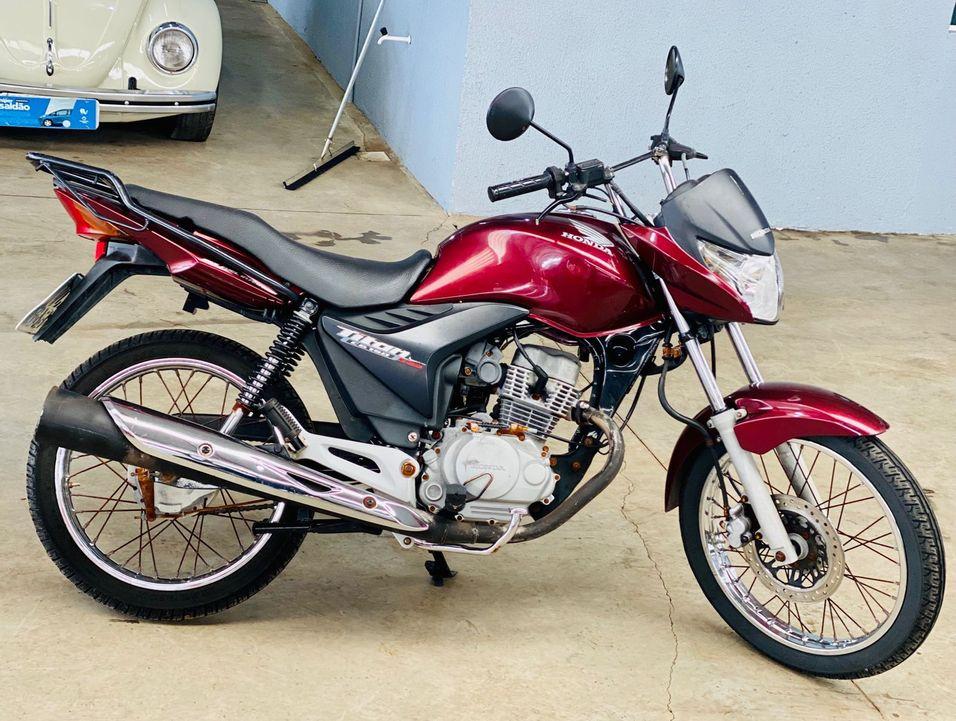 HONDA CG 150 TITAN-ESD MIX/FLEX