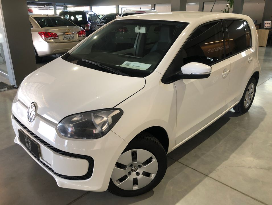 VolksWagen up! move 1.0 Total Flex 12V 5p