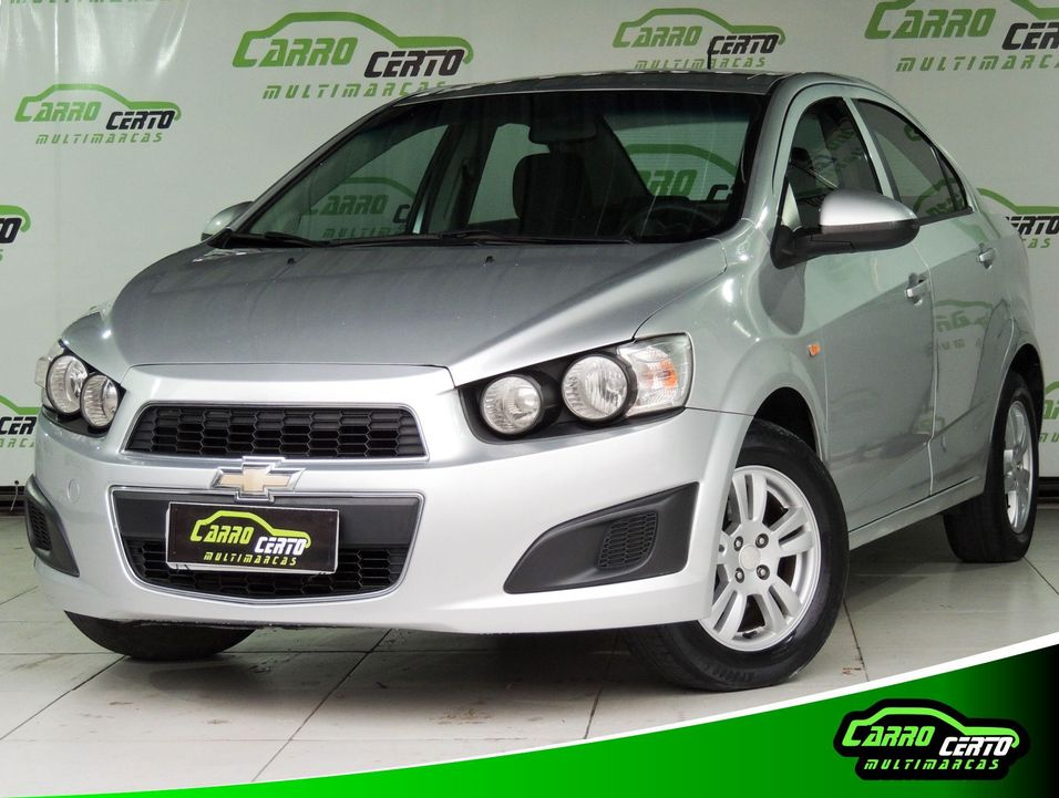 Chevrolet SONIC Sed. LT 1.6 16V FlexPower 4p Aut.