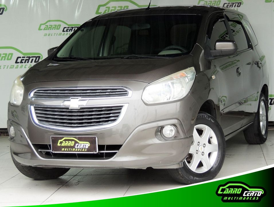 Chevrolet SPIN LT 1.8 8V Econo.Flex 5p Mec.