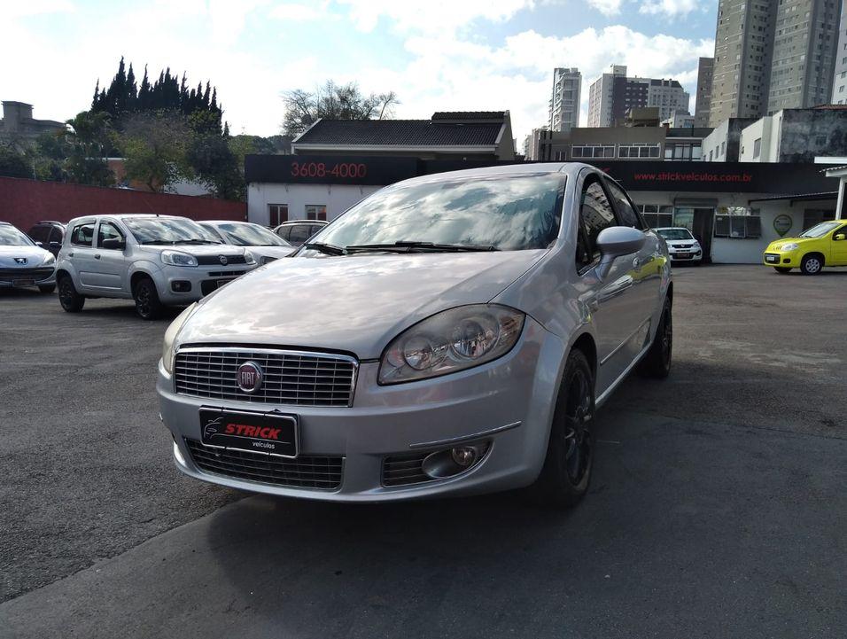 Fiat LINEA ABSOLUTE 1.9/1.8 Flex Dualogic 4p